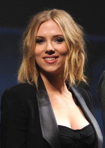 scarlett johansson y sean penn. Scarlett Johansson y Sean Penn