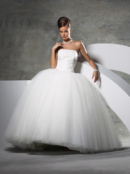 Big puffy wedding dresses modern wedding dress and for Very puffy wedding dresses