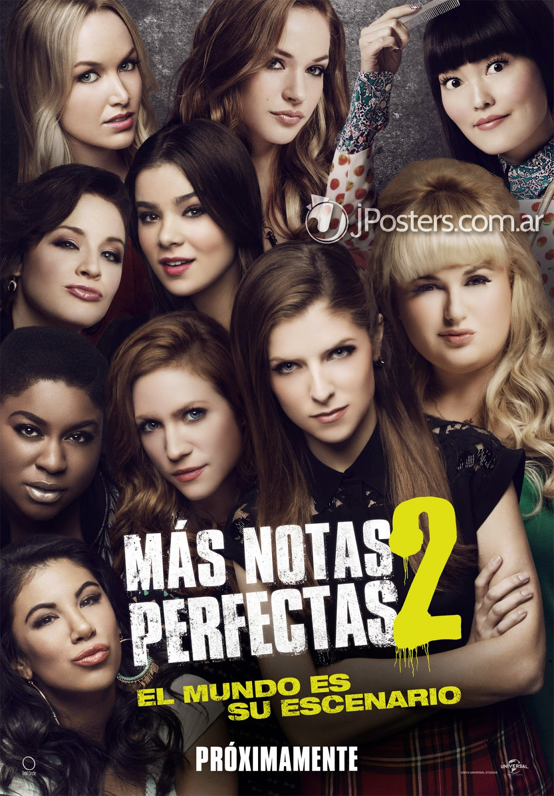 Más notas perfectas 2 (2015)