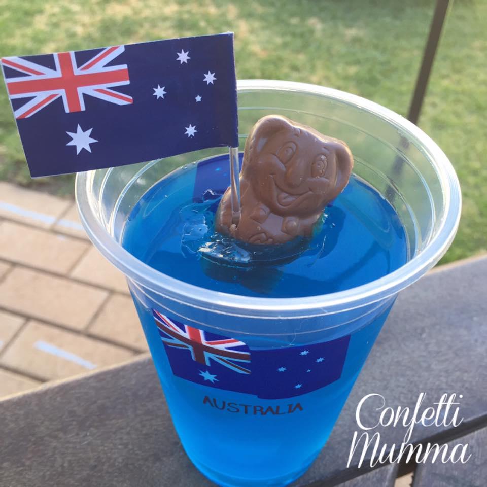 Koala In The Ocean