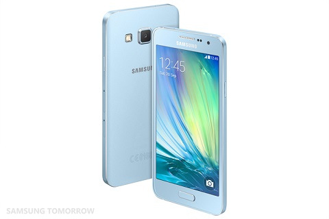 Samsung Galaxy A3: Specs, Price and Availability