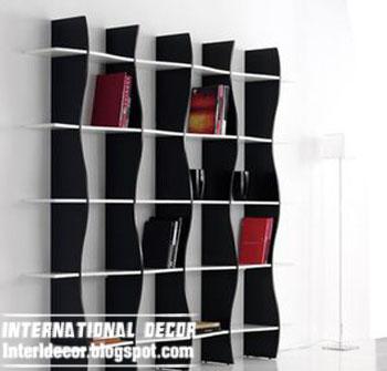 interior and architecture Italian shelves modular designs ideas