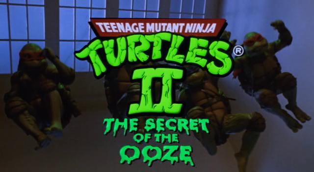 hubbs movie reviews teenage mutant ninja turtles ii the secret of