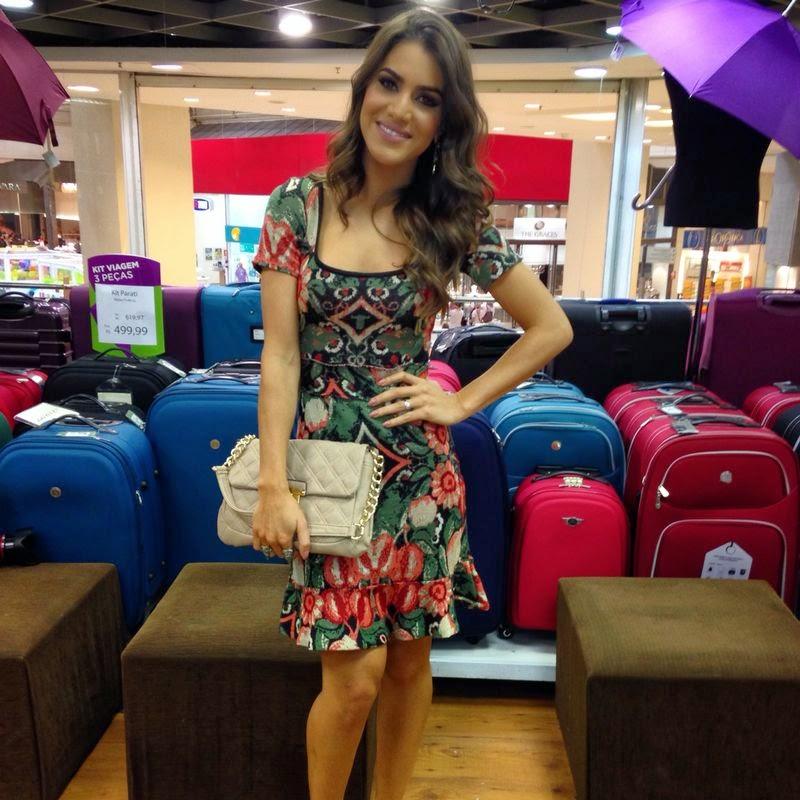 Entrevista Camila Coelho para Le Postiche