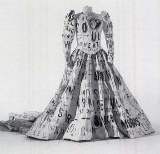 Gowns wedding Dress Unique Funny