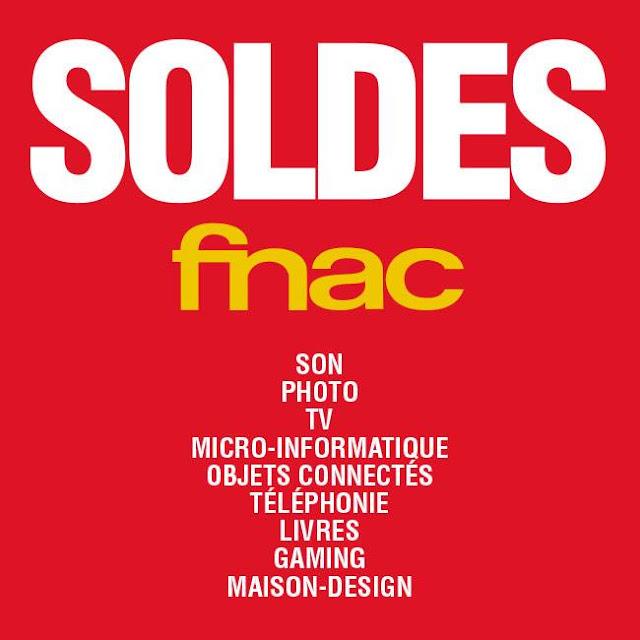 fnac soldes 2016