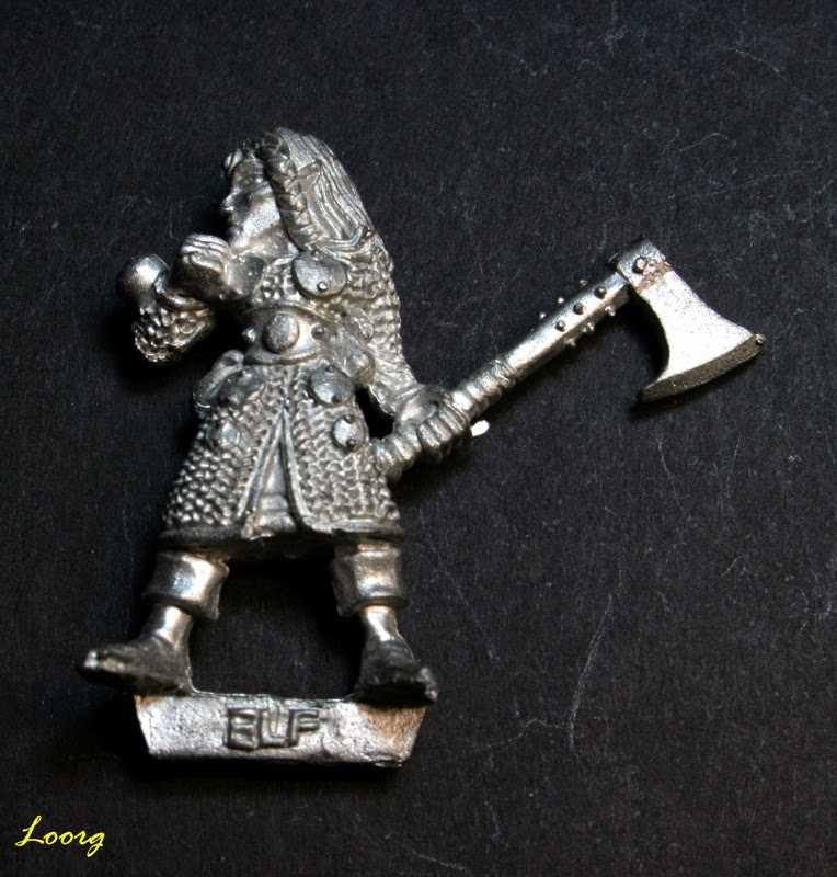 Morrigu, elfo silvano