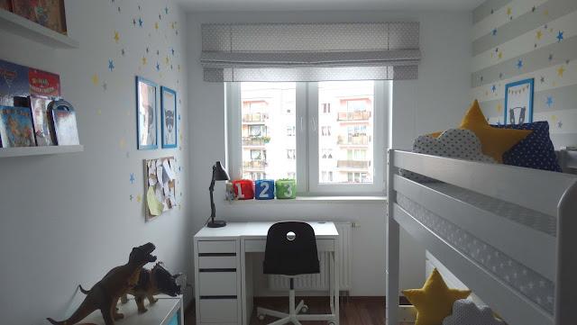 pokój dziecięcy pokój chłopięcy łózko piętrowe pokój rodzeństwa