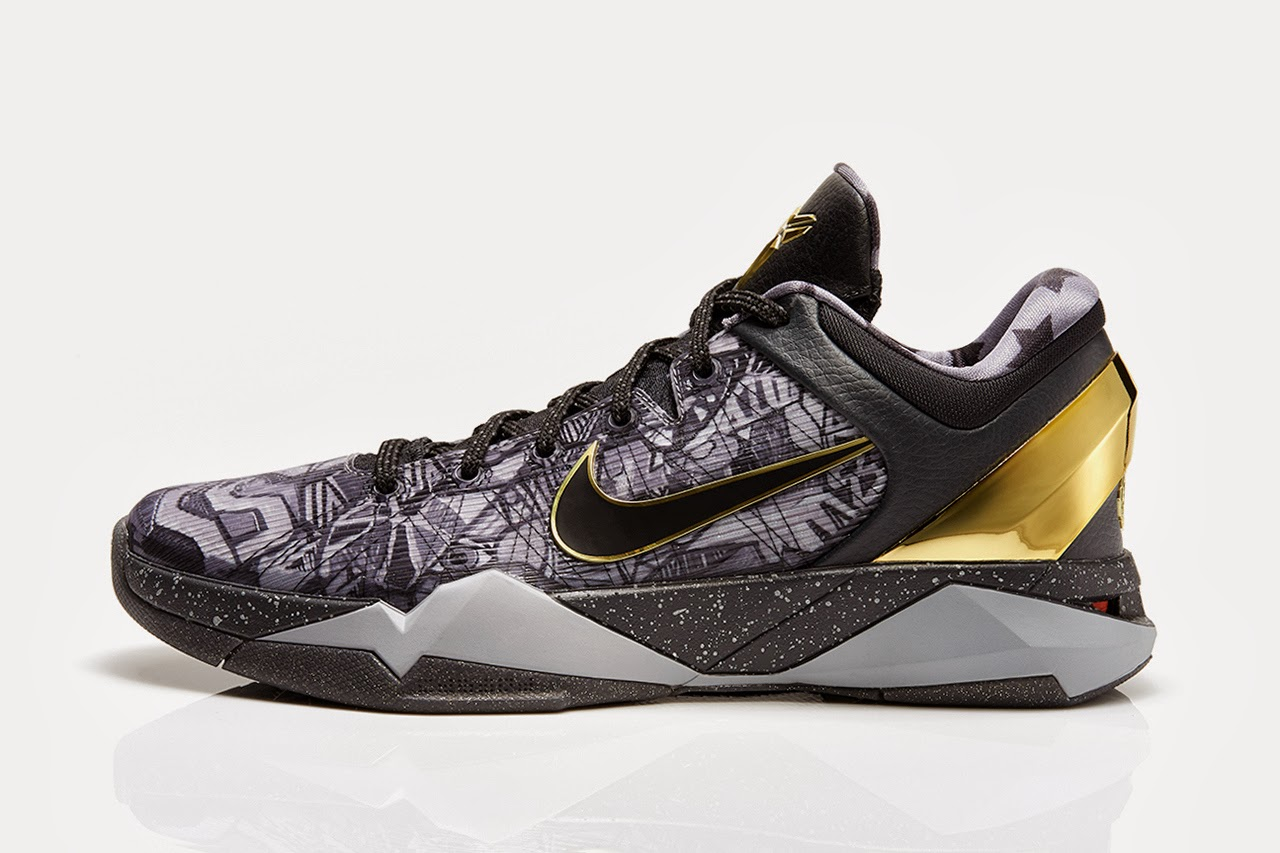 hottest basketball shoes 2014 nike kobe vii �prelude