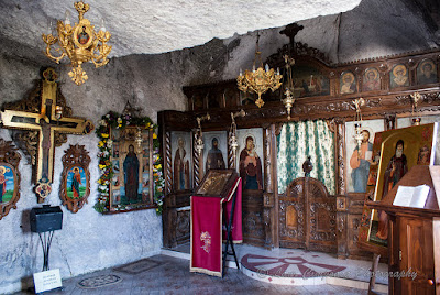 Bulgaria Manastirea Sf. Dimitrie Basarbov Basarbovo Monastery
