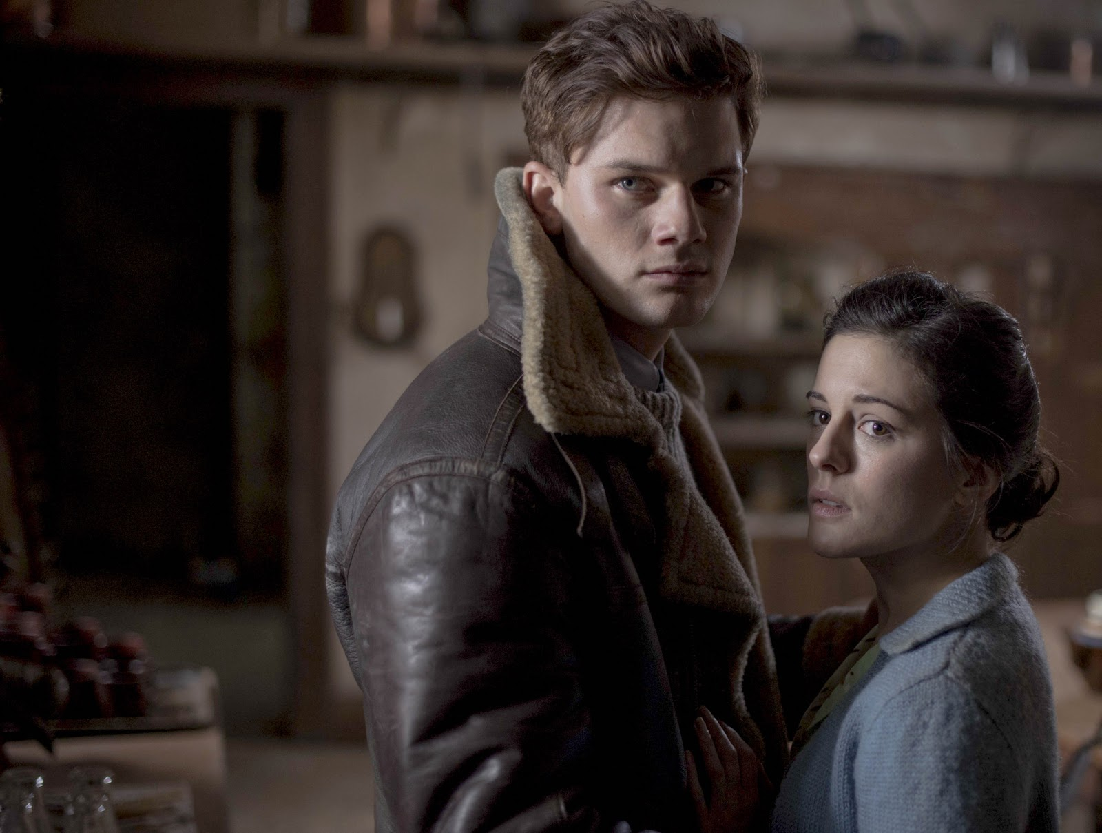 The Woman in Black Angel of Death Jeremy Irvine Phoebe Fox