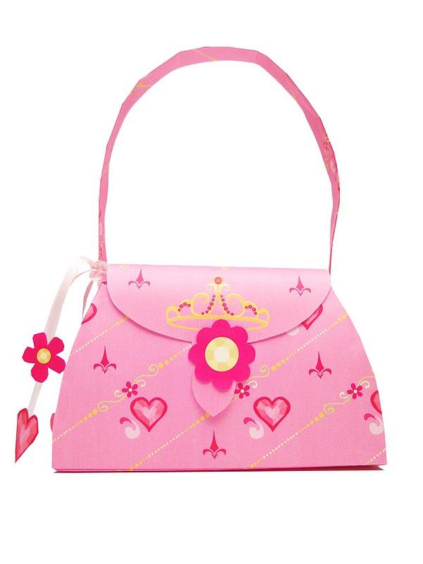 Moldes Para Bolsas De Princesas