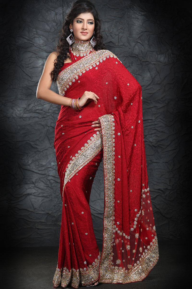 HD Latest 2013 Saree Design Dress Draping Dress up: Indian Bridal 2013 ...