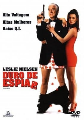 Duro de Espiar Filmes Torrent Download capa