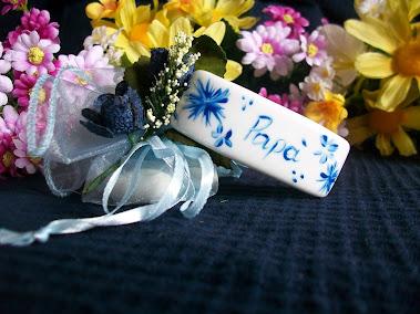 Bomboniera idea regalo: portatovaglioli personalizzabile 4€ con dedica inclusa o nome!