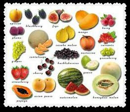 Mercado de la paz frutas de temporada lleg el verano - Frutas diureticas y laxantes ...