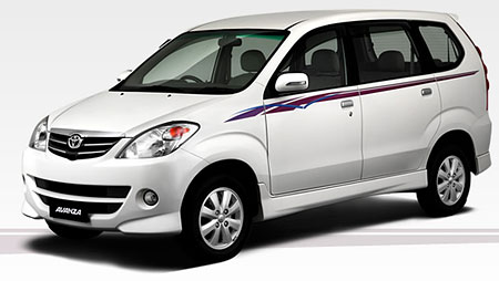 you new 2012 Toyota Avanza 2WD Cars Picture gallery with prices list