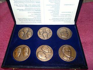 1973 års Nobelpristagare