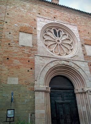 Tolentino - Chiesa della Carità