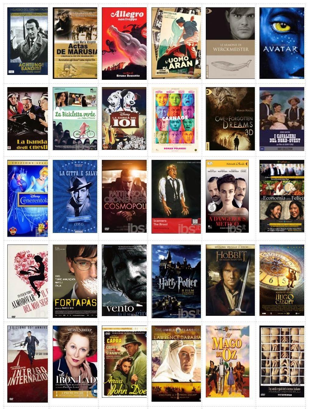 Elenco nuovi film 2015