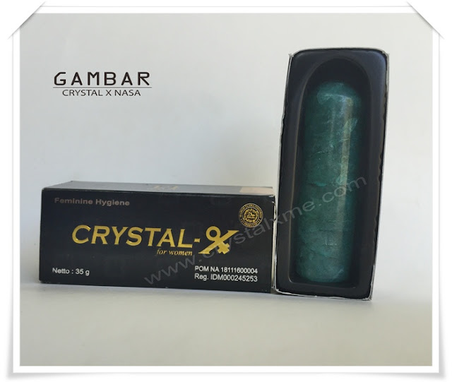 gambar crystal x nasa (original)