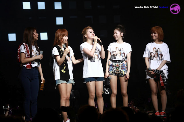 [PICTURE] Wonder Girls 'Wonder World Tour in Seoul' Concert