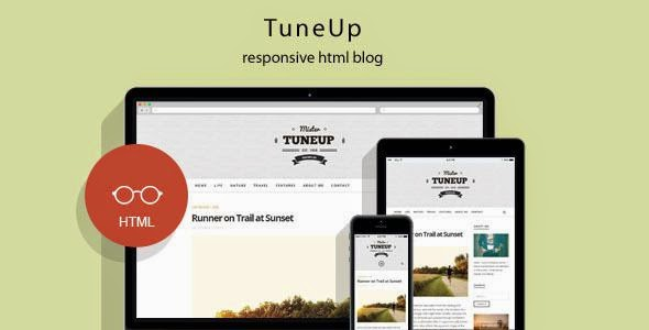Premium Responsive HTML5 Template