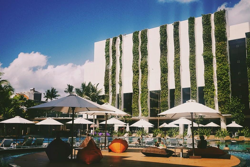 The stones hotel legian bali hotel review eatandtreats for The hotel bali