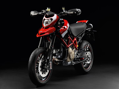 2012 Ducati Hypermotard 1100EVO SP Racing Edition