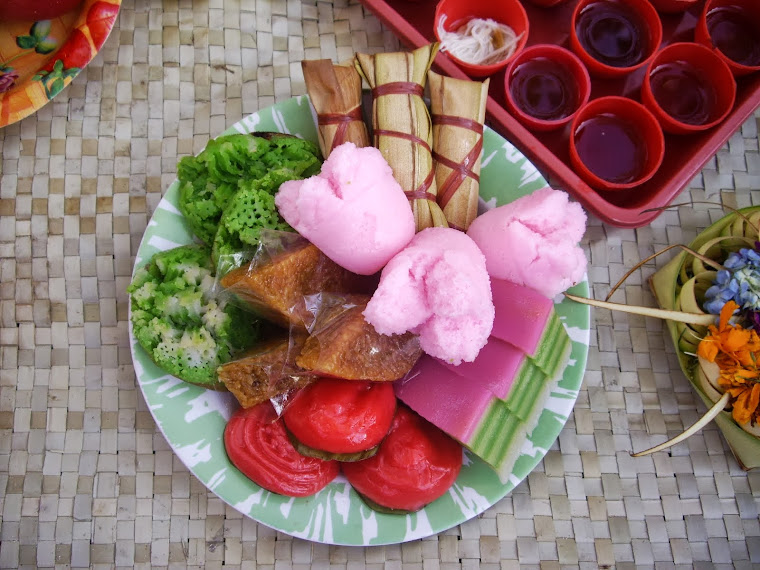 JAJA CEREMONIAL OFFERING PLATTER, KUTA