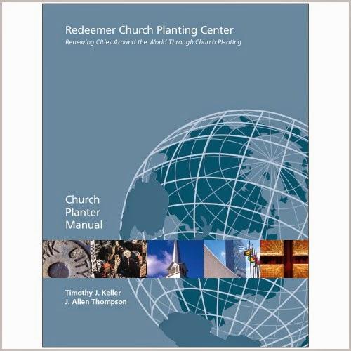 tim keller church planting manual