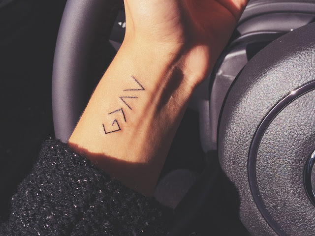Forever Etched in Skin