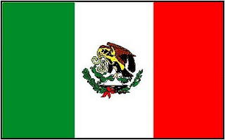 Bandeira do Estado do México; Bandeira; Estado do México; Bandeira do México; México