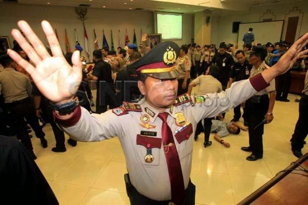 Respons Panglima TNI Soal Anggota Polri Jadi Paspampres
