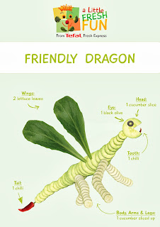 A Little Fresh Fun with the Tefal Fresh Express Download Templates Friendly Dragonfly