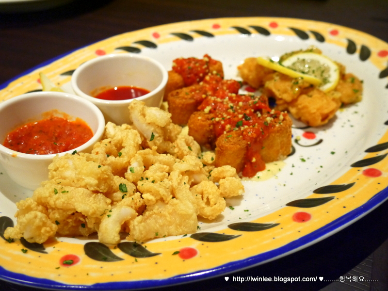Lasagna fritta for Olive garden shrimp scampi fritta