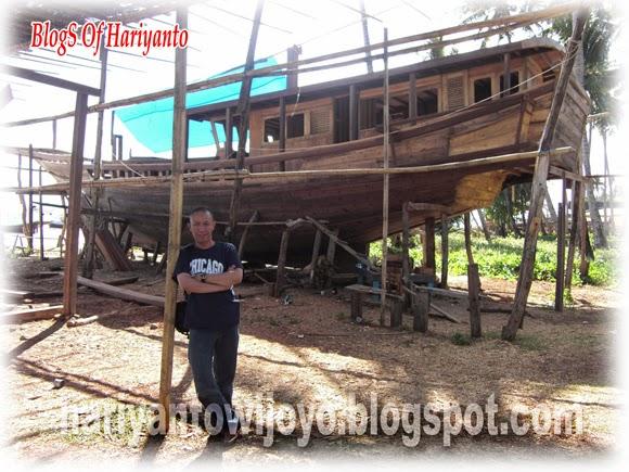 Kapal Pinisi Warisan Leluhur Kebanggaan Nusantara 002