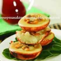 Resep Cara Membuat Roti Pisang (Kalimantan Selatan)