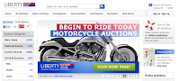 police auctions and motorcycles