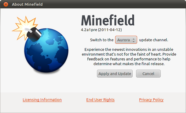 Mozilla Introduces Aurora, The Pre-Beta, Post-Nightly Firefox ...