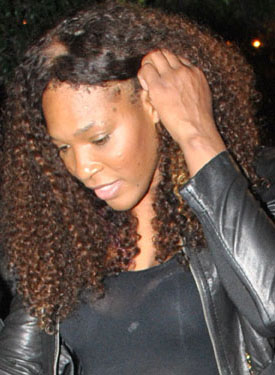 Celebrity hair nightmare naomi campbells losing hair disaster you probably always imagined what it would be like to always wear your hair like black female celebrities who wear long weaves but the danger in actually pmusecretfo Choice Image