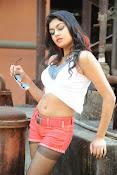Akshida Hot Photos from Yuddam Movie Song shooting spot-thumbnail-3