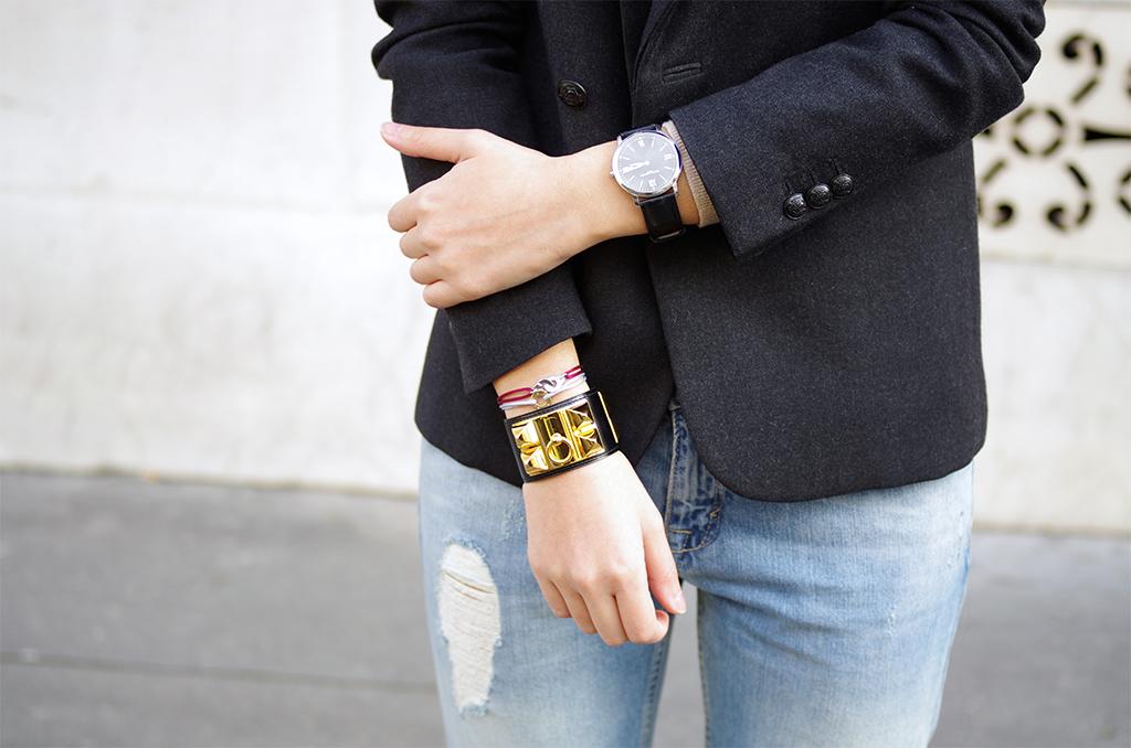 Elizabeth L Hermes Collier De Chien Bracelet Review Thedeetsone Http