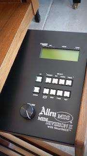 Allen MIDI II DIvision