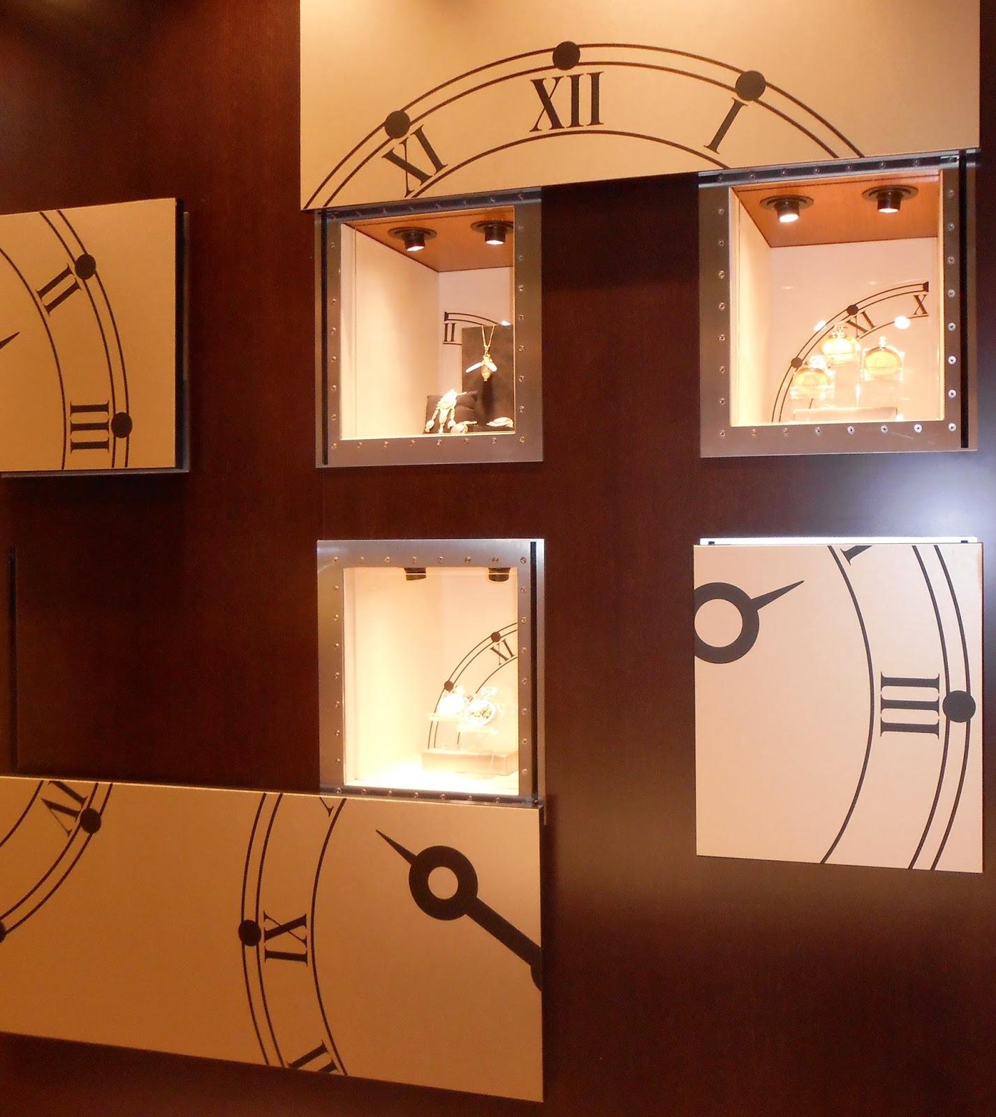 38cc8e54675 Estação Cronográfica  De visita à segunda Boutique dos Relógios Plus ...