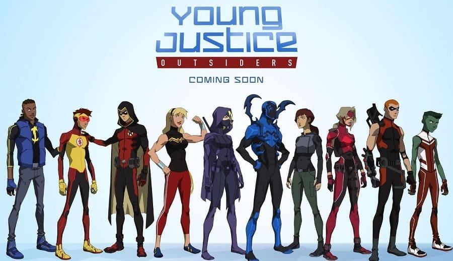 Justiça Jovem - 1ª Temporada 2011 Desenho 1080p 720p BDRip Bluray FullHD HD completo Torrent
