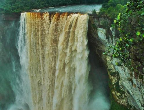 Kaieteur Falls - Guiana