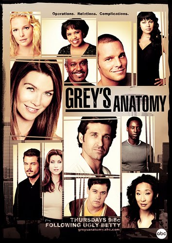 Grey's Anatomy – Todas as Temporadas Completas – Dublado / Legendado