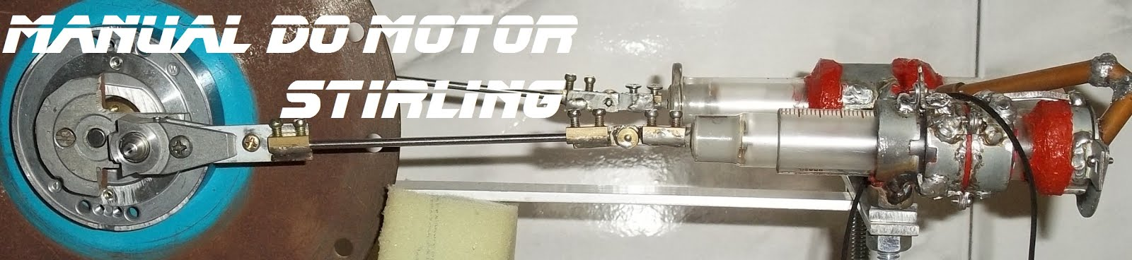 Manual do motor Stirling