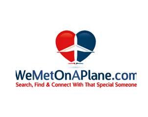 Aplicación para los enamorados en el avion